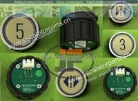 100% New Original Schindler Elevator Push Button