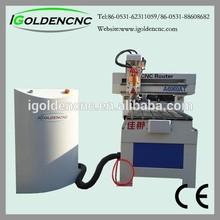 2015 wood design mini cnc machining center