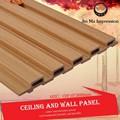 ecológica wood plastic composite wpc painéis para paredes e forro