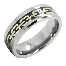 tungsten male ring jewelry ring