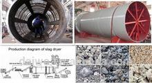Low coal consumption. cassava slag dryer made by Professional Manufacturer