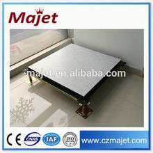 Changzhou data center high density laminate or vinyl garden pergola flooring