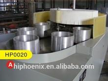 Deseaming cup rim sponging machine edge finishing machine grinding machine polisher