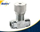 With 10 years experience supply api 6a esd hydraulic surface safety valve for 2015