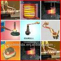 Baixo custo e alta performance endurecimento e forno de têmpera para peças de máquinas