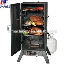 high efficiency gas type meat smoke machine