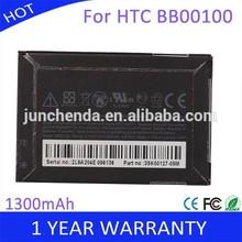 1300mAh BB00100 Replacement Phone Battery for HTC Wildfire G8 Legend G6 Evo 4G BA-S420 Battery Akku