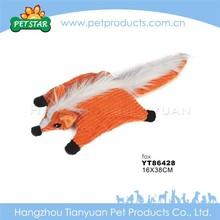 High end unique pet plush toys