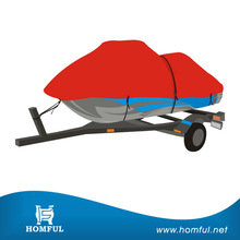Top quality PVC backed waterproof & anti-UV 1 Seater Jet Ski Cover