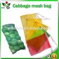 Sacchetti della maglia per cavolo vegetale/sacco di rete per la verdura