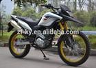 HONDA XRE300 dirt bike