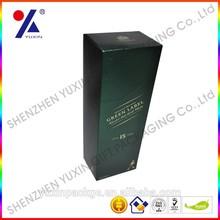 Cheap price paper box for wine /OEM/MOQ1000pcs /Free sample