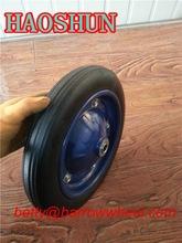 Steel center rim wheelbarrow solid wheel 13x3