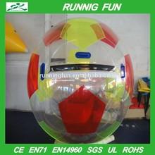 pvc/tpu walking water balls /walk on water ball/ human in ball for tental