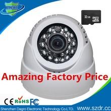 Cheap and Best CCTV Camera 0.3MP Cmos 24 Pcs Leds Digital Signal 10m IR Night Vision security surveillance cameras