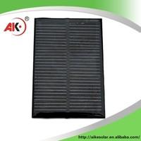 High efficiency 5.5v mini solar panel