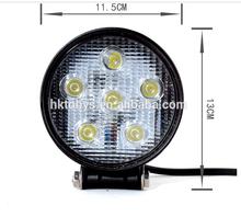2015 Unique design Auto 15w 10-30v Dc IP67 Epistar led flood work light