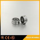 LFR5201 U Guide wheel roller bearing u groove wheel