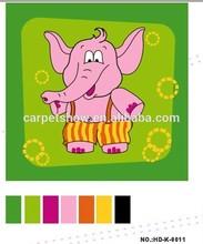 kids play room floor mat,animal shape door mat
