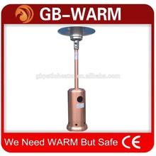 Steel Outdoor Patio Heater Propane LP Gas Stand w/accessories Black