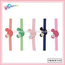 Fashion hair accessory wholesale handmade animal style elastic hair band