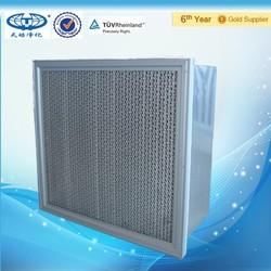 deep pleated separators hepa air filter