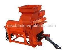 PTO driven corn dehusker machine