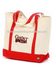 2015 Customized cotton canvas tote bag,cotton bags promotion,Nature Canvas Diaper Bag