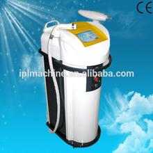 Professional elight ipl rf nd yag laser 3 in 1 multifunctional beauty machine
