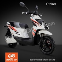 Striker EEC electric scooter 72V3000W motor electric motorcycle