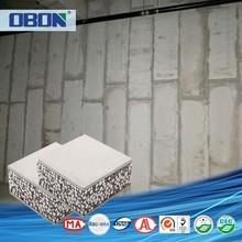 OBON replace cement finished precast foam cement concrete wall panel