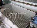 Le prix de l'aluminium et une plaque de grille de 1050 à motifs