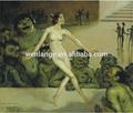 belle ragazze nude tela per arte della parete