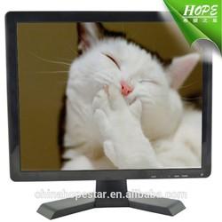 """17"""" Security tft LCD car Monitor/ CCTV Monitor"""