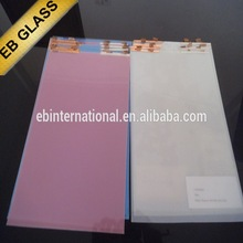 self adhesive covering transparent film,privacy pdlc smart film power off opaque power on transparent EB GLASS BRAND