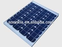 Hot sale monocrystalline home photovoltaic solar system solar cells 6x6 for sale