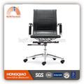 Cm-f35bs estilo americano mueblesdeoficina eames silla giratoria de plata marco de oficina silla precio