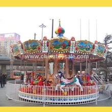 Factory Direct Sale Cheap hot sale merry go round H41-0149
