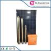 Multifunction panel air cooled diesel water solar water pump