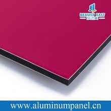 size 3mm aluminium composite panel acp sheet foshan aluminum plate
