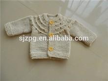 fabrika kaynağı el tığ triko bebek giysileri