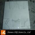 Guangxi branco laje de mármore preço, mármore m2 preço