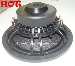 HOT SALE 10inch best car powered subwoofer