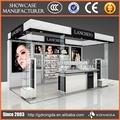 plexiglass display stand atacado maquiagem cosméticos exibe imagem de exibição