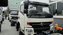 China TOP Brand Dongfeng Captain Cargo Truck / Light Truck 140HP Cummins Engine