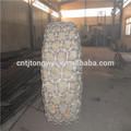 Forjado ferro correntes de neve para despejo de pneus de caminhão 10.00-20