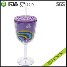 Special Cheapest promotional kid plastic cup animals