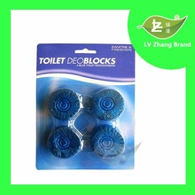 4PK 50G Long Lasting Automatic Toilet Blue Bubble
