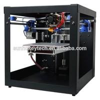 2015 Mini 3D Printer 3d printing Hueway 3d printer kit 3d printer