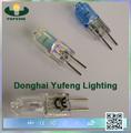 2015 venda quente jc g4 lâmpada halógena lâmpada 6v 5w